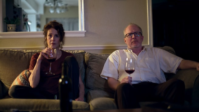 Debra Winger, Tracy Letts