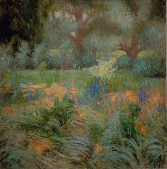 1/7 - Il Giardino degli Artisti - L'Impressionismo americano