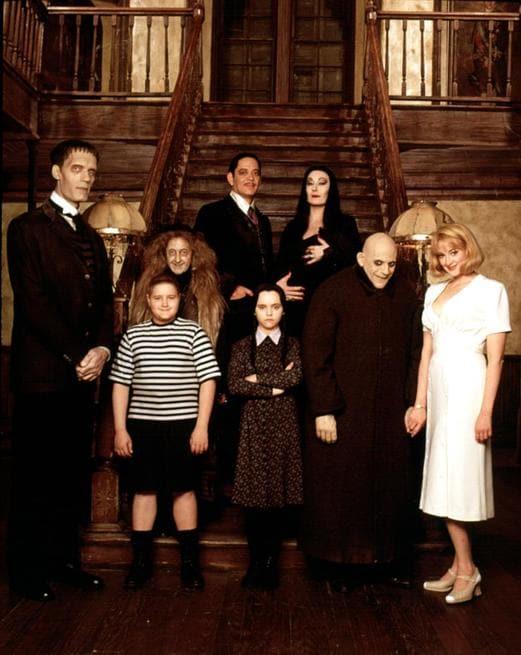2/7 - La famiglia Addams 2