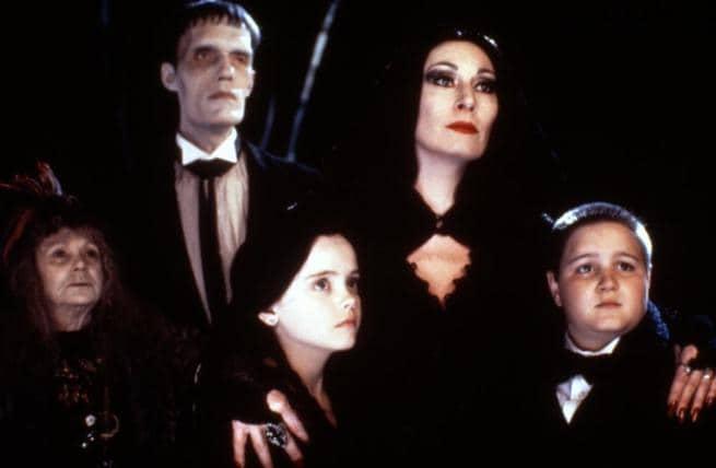 1/7 - La famiglia Addams