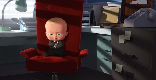 1/4 - Baby Boss