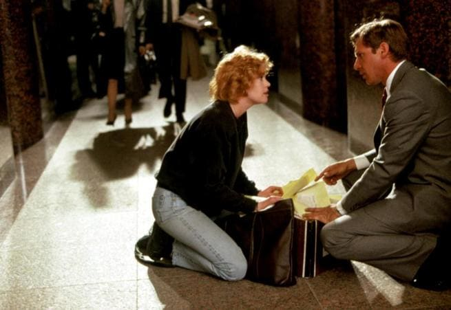 Harrison Ford, Melanie Griffith