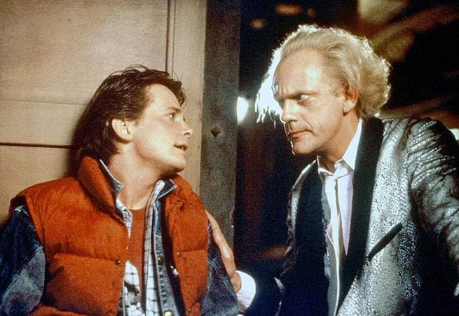 Michael J. Fox, Christopher Lloyd