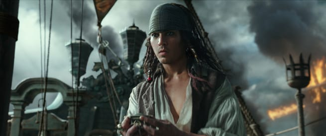 2/7 - Pirati dei Caraibi 5: La vendetta di Salazar