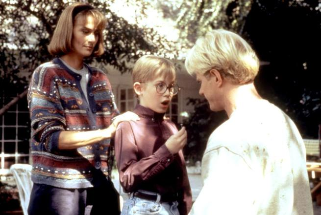 Mel Harris, Macaulay Culkin, Ed Begley jr.