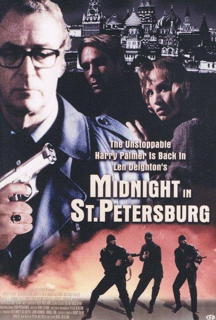 Risultati immagini per Intrigo a San Pietroburgo
