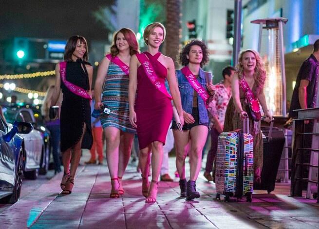 Zoë Kravitz, Jillian Bell, Scarlett Johansson, Ilana Glazer, Kate McKinnon