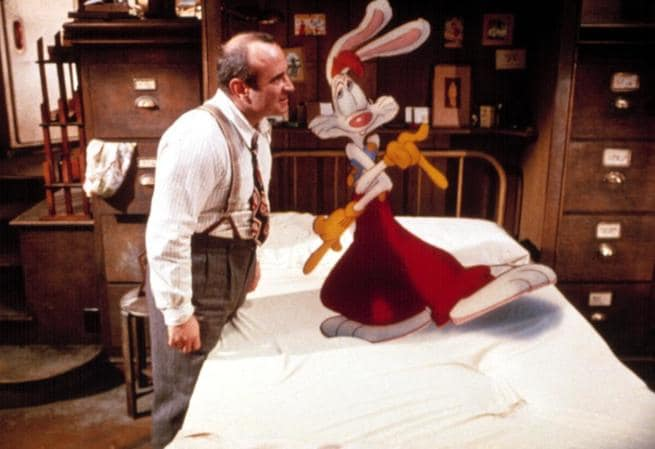 2/7 - Chi ha incastrato Roger Rabbit