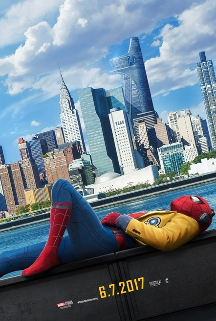 1/2 - Spider-Man: Homecoming