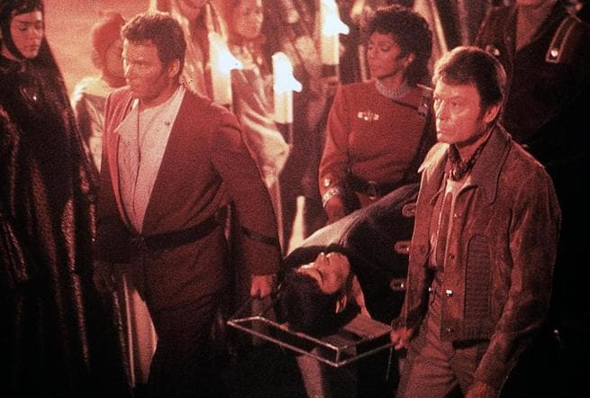 1/7 - Star Trek III. Alla ricerca di Spock