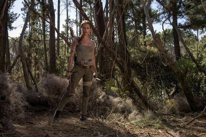 1/5 - Tomb Raider