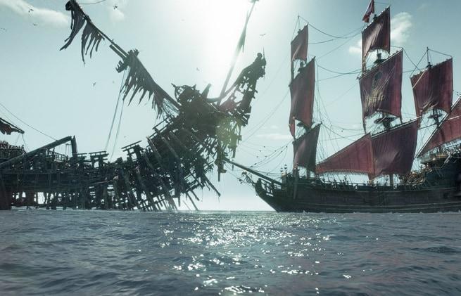2/5 - Pirati dei Caraibi 5: La vendetta di Salazar