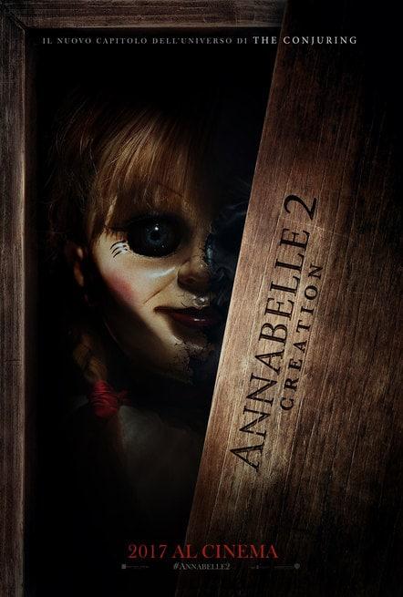 2/7 - Annabelle 2