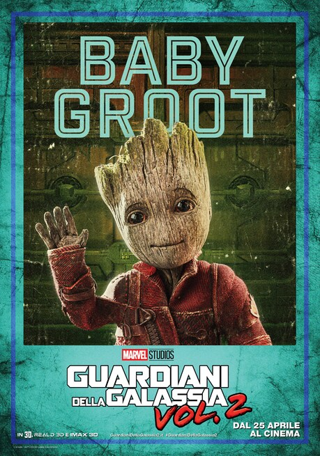 1/5 - Guardiani della Galassia Vol. 2