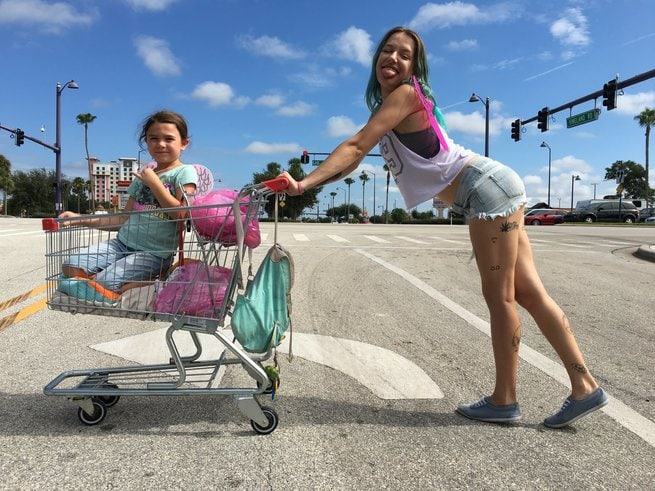 1/7 - The Florida Project