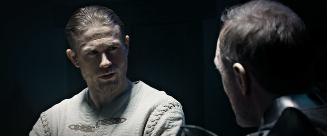 Charlie Hunnam, Jude Law