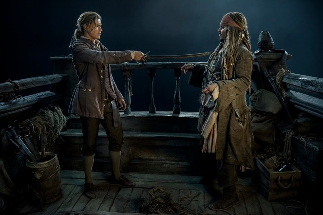 1/5 - Pirati dei Caraibi 5: La vendetta di Salazar