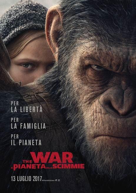 1/7 - The War - Il Pianeta delle Scimmie