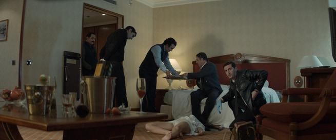 2/7 - Omicidio al Cairo
