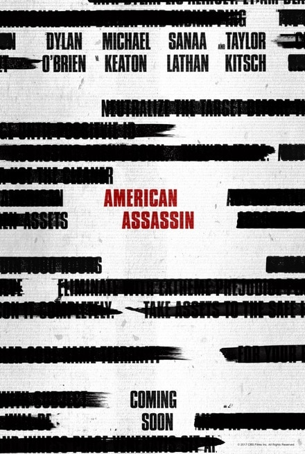 0/7 - American Assassin