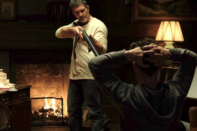 Antonio Banderas, Jonathan Rhys Meyers