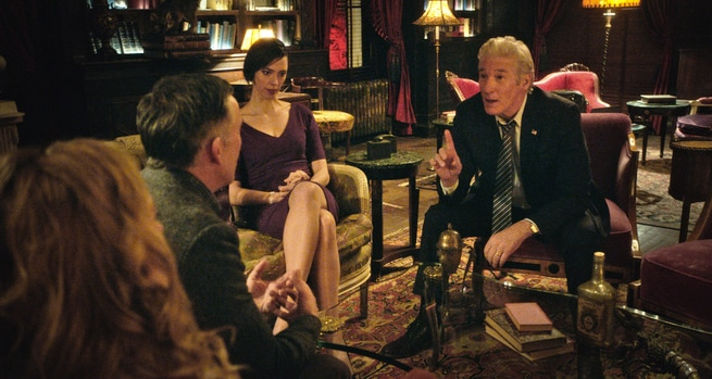 Rebecca Hall, Steve Coogan, Laura Linney, Richard Gere