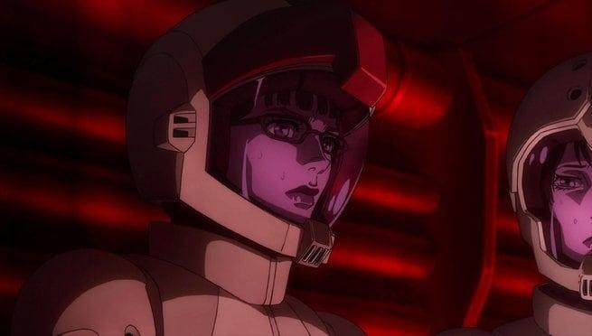 2/7 - Mobile Suit Gundam Thunderbolt: December Sky