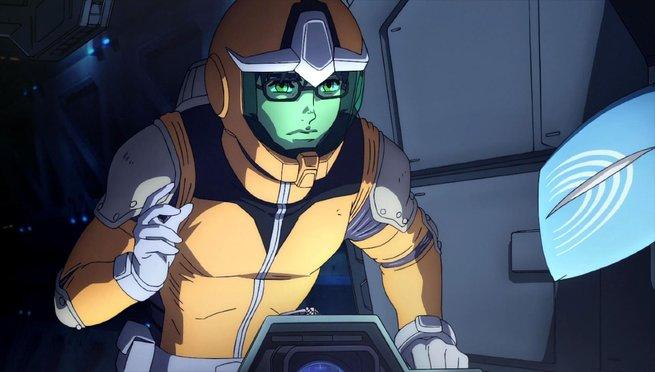 1/7 - Mobile Suit Gundam Thunderbolt: December Sky