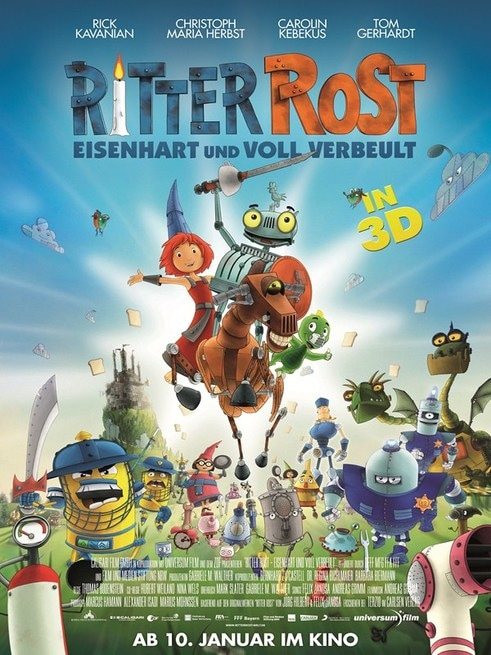Knight Rusty DOWNLOAD ITA (2014)