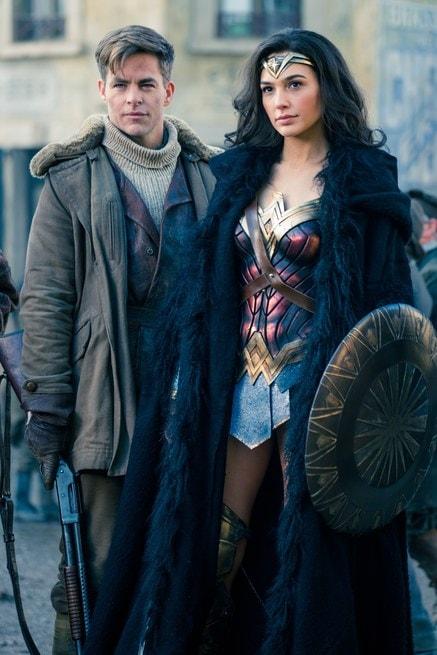 1/7 - Wonder Woman