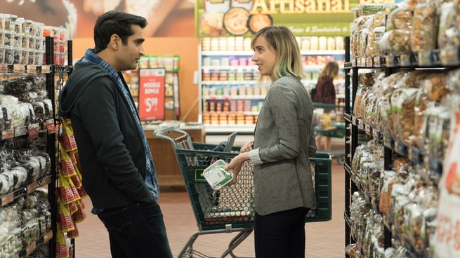 1/0 - The Big Sick - Il matrimonio si può evitare... l'amore no