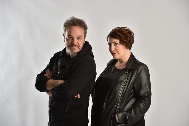 Maria Di Biase, Corrado Nuzzo
