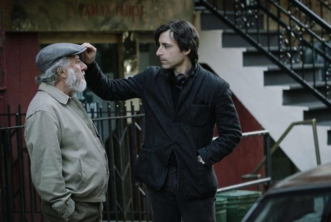 Dustin Hoffman, Noah Baumbach