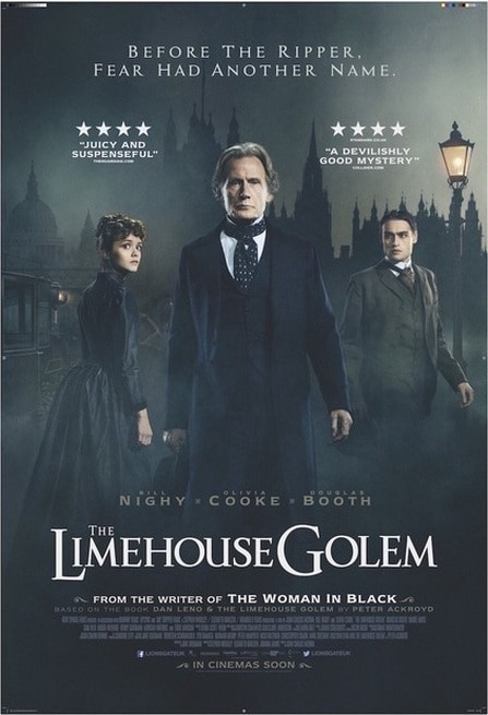 0/7 - The Limehouse Golem - Mistero sul Tamigi