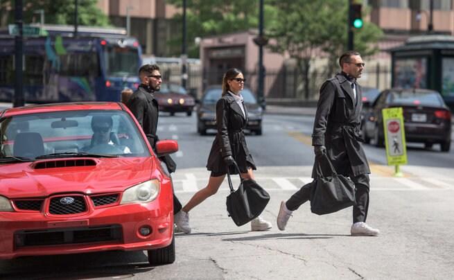 1/7 - Baby Driver - Il genio della fuga