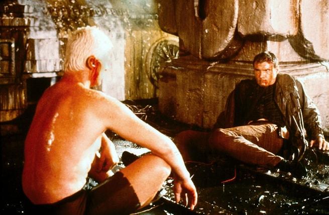 Rutger Hauer, Harrison Ford
