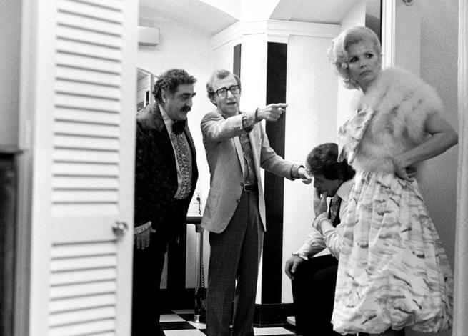 Woody Allen, Nick Apollo Forte