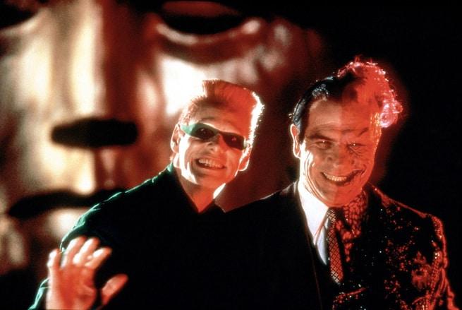 Jim Carrey, Tommy Lee Jones