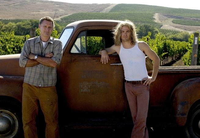 Bill Pullman, Chris Pine