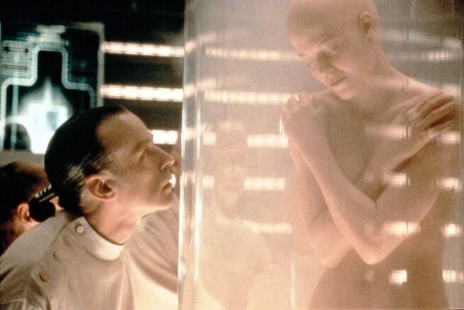1/7 - Alien. La clonazione