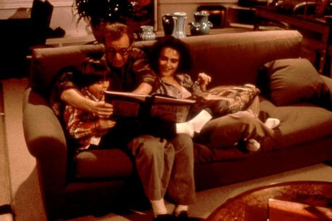 Helena Bonham Carter, Woody Allen