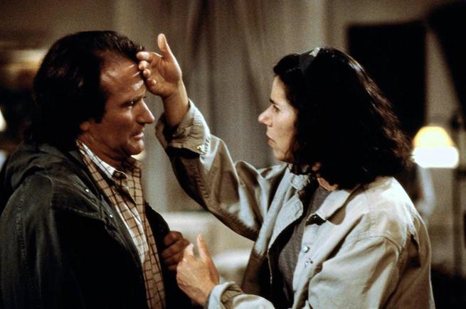 Robin Williams, Julie Kavner