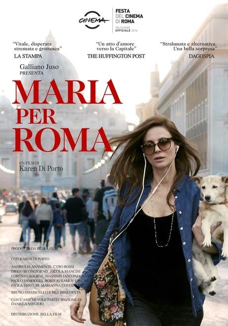 Maria per Roma (2016) .mp4 DVDRip X264 AAC - ITA