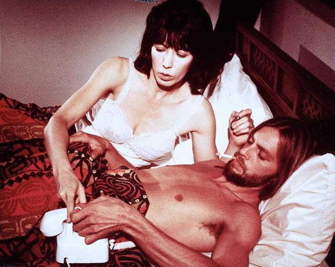 Keith Carradine, Lily Tomlin