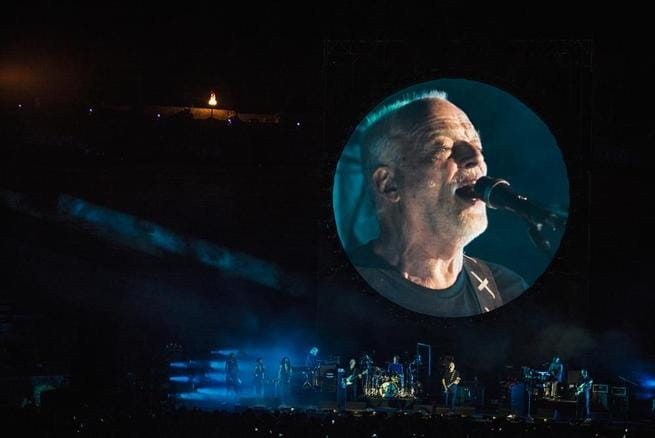 2/7 - David Gilmour Live at Pompeii