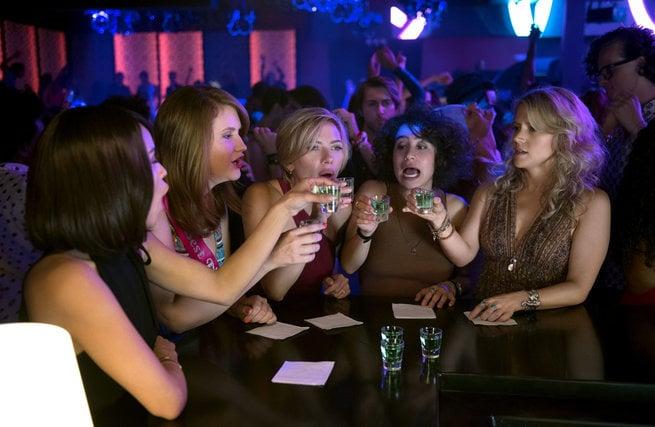 Scarlett Johansson, Zoë Kravitz, Kate McKinnon, Jillian Bell, Ilana Glazer