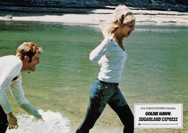 Willliam Atherton, Goldie Hawn