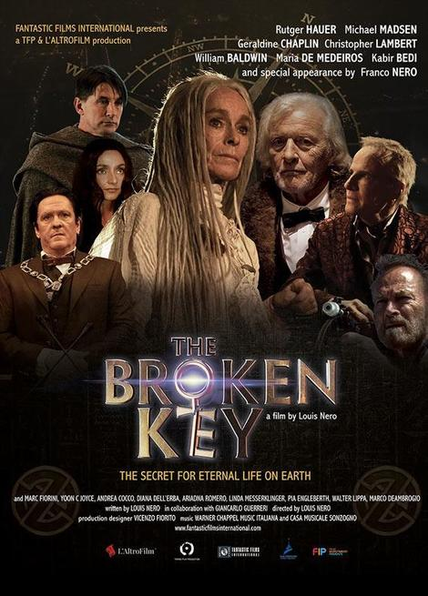 0/7 - The Broken Key