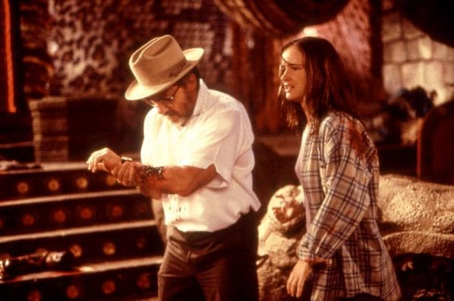Juliette Lewis, Harvey Keitel