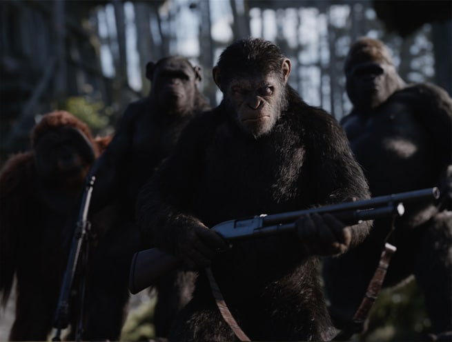 2/4 - The War - Il Pianeta delle Scimmie